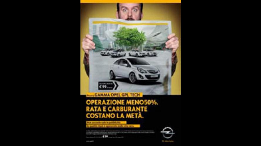 Opel lancia l'Operazione