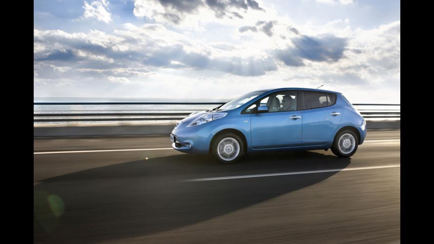 L'auto elettrica Renault-Nissan arriva anche in Olanda