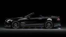 Brabus Tuned Mercedes SL Facelift