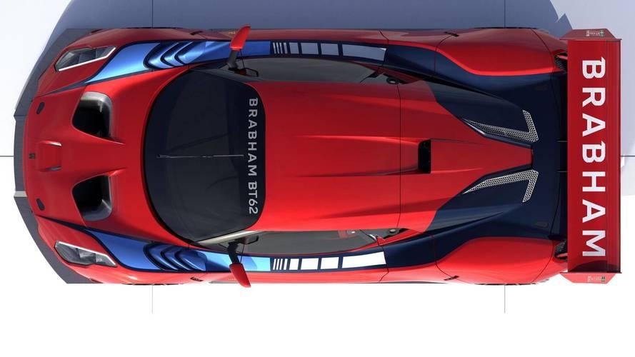 F1-es festéssel fog debütálni a Brabham BT62 Goodwoodban