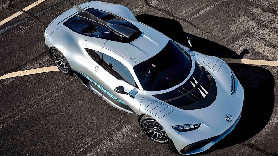 La Mercedes-AMG Project One refait parler d'elle !