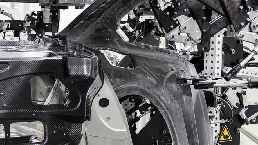 Polestar 1 uses carbon fibre reinforced plastic to cut 230 kilos
