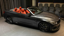 BMW 4-Series Convertible with M Performance parts