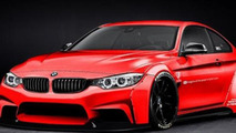 BMW 4-Series Coupe by Liberty Walk