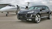 TECHART-enhanced Cayenne Turbo announced