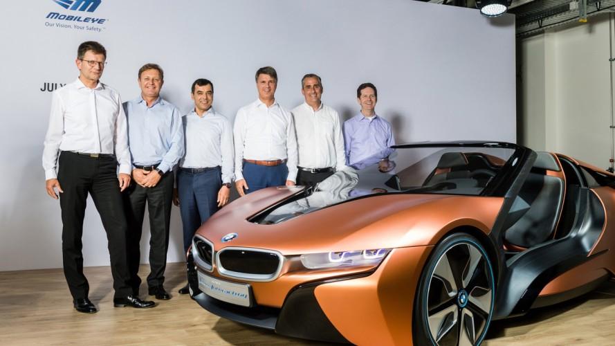 FCA - Une alliance avec BMW et Intel pour la conduite autonome