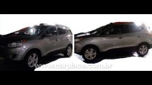 Hyundai iX35 2010 - Vazam mais fotos da nova geração do Tucson