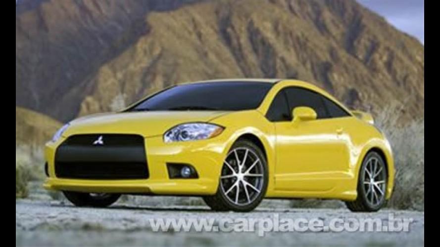 Salão de Chicago 2008: Mitsubishi mostrará Eclipse 2009 com leve facelift