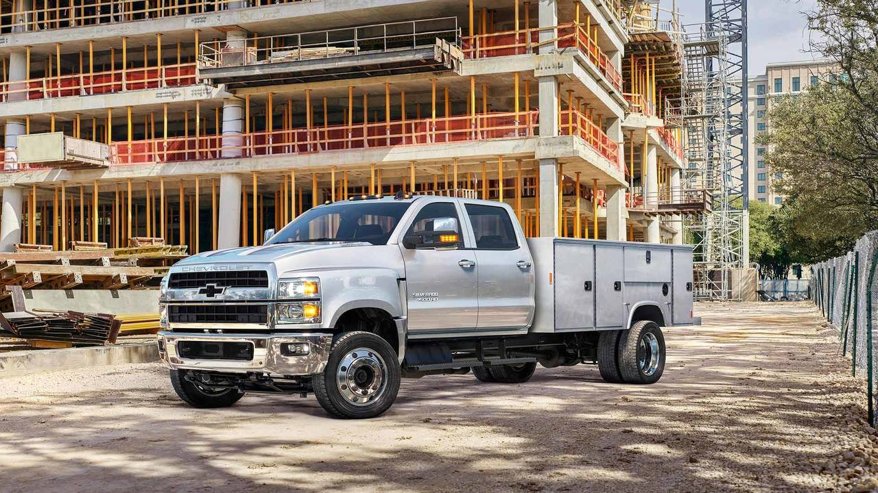 Chevy Alaskan Edition >> 2019 Chevrolet Chassis Cab Trucks Will Now Wear A Flowtie