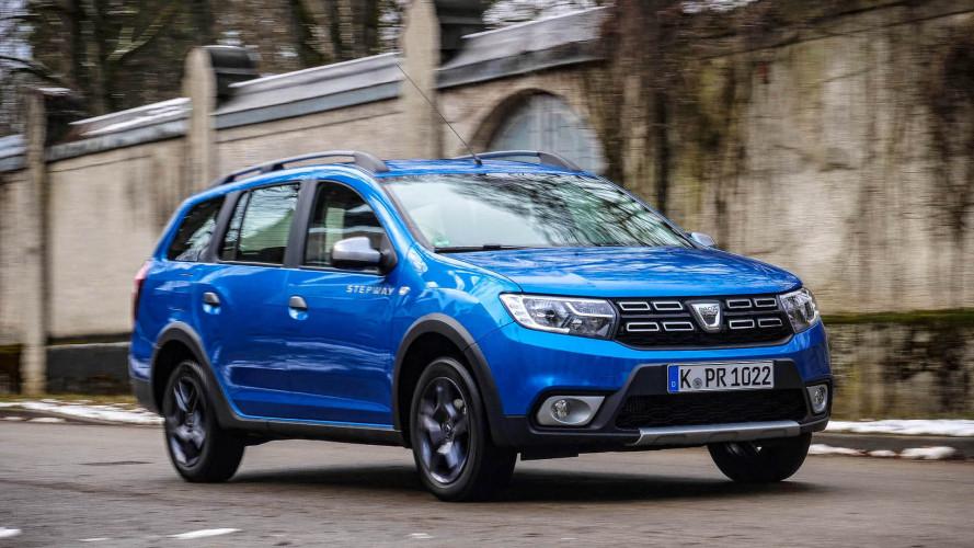 Test: Dacia Logan MCV Stepway