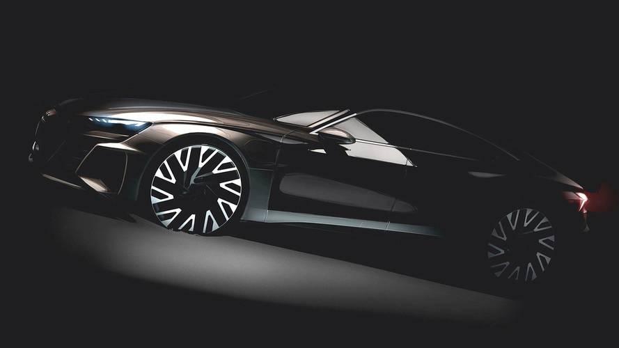 Audi e-tron GT, l'elettrica sportiva nel 2020
