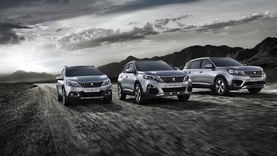Serie especial Crossway para los SUV de Peugeot