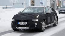 Lynk & Co Hatchback Spy Shots
