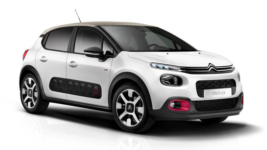 Citroën C3 Elle 2018