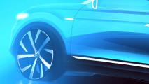 Volkswagen T-Roc Cabriolet, il teaser