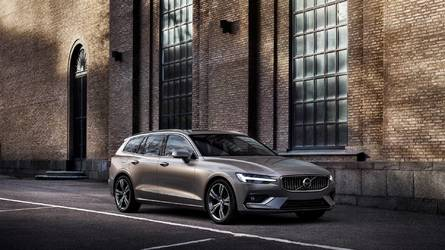 2019 Volvo V60 Is A Classy Wagon That Doesn't Skimp On Practicality