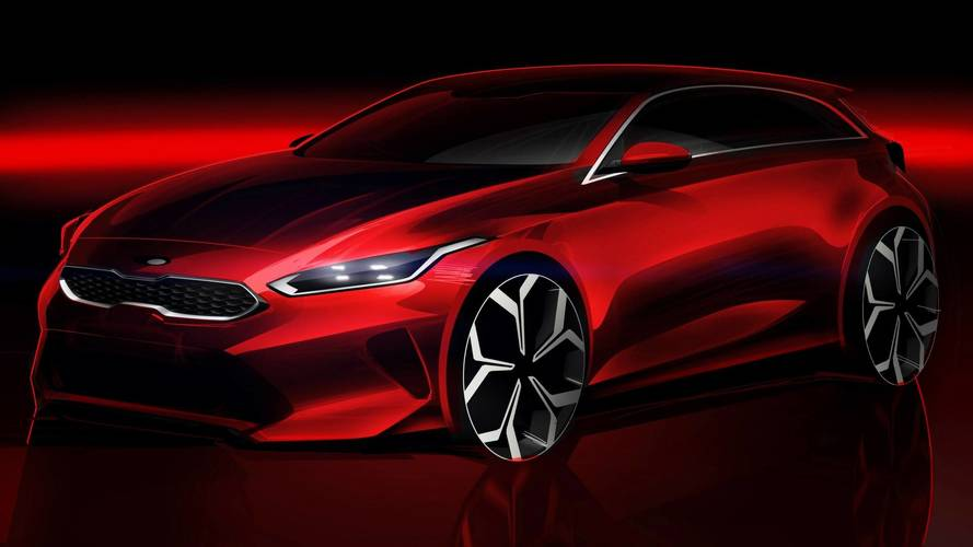 Kia teases new Ceed ahead of Geneva show reveal