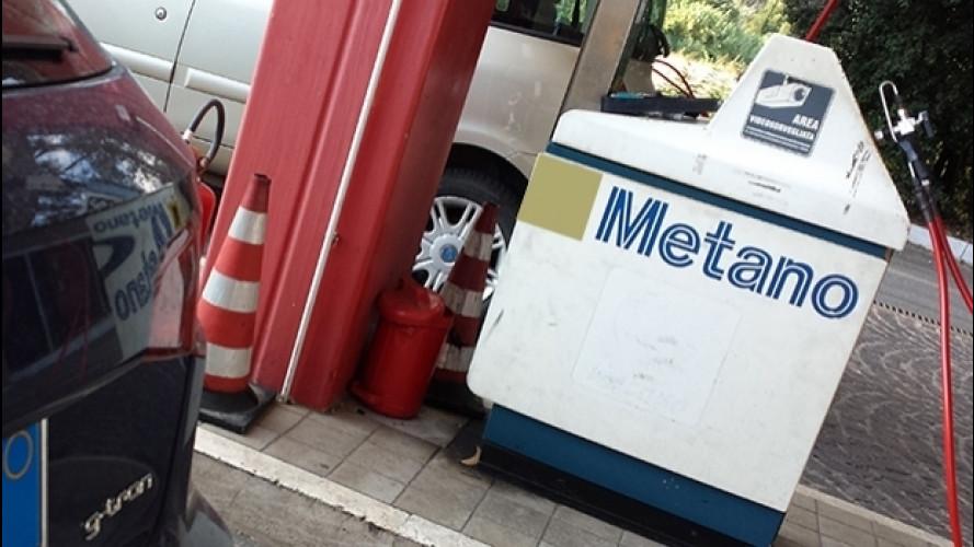 Auto a gas, stangata nell'Area C di Milano