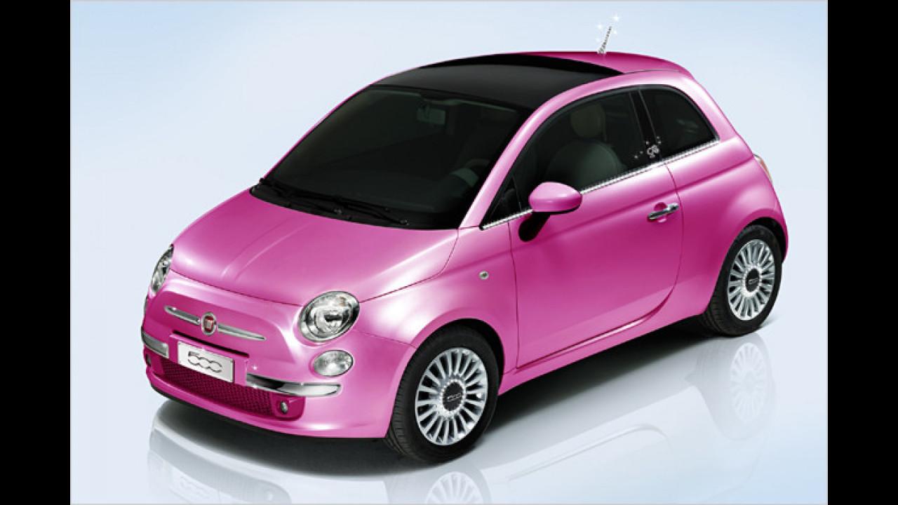 Wahnsinn in Pink