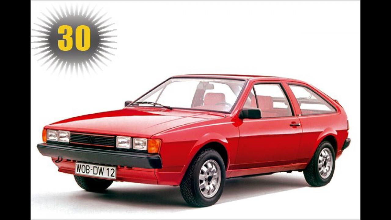 30 Jahre VW Scirocco II