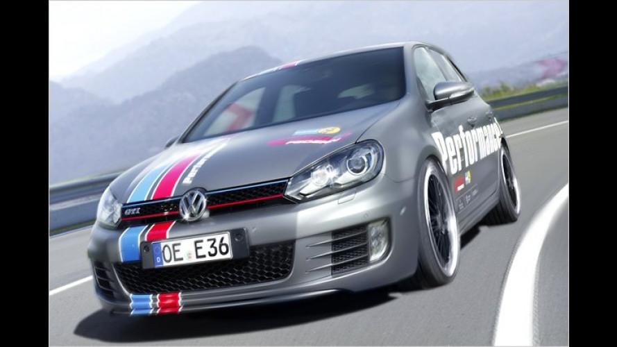 Tiefer, tiefer: Eibach und Bilstein senken VW Golf GTI ab