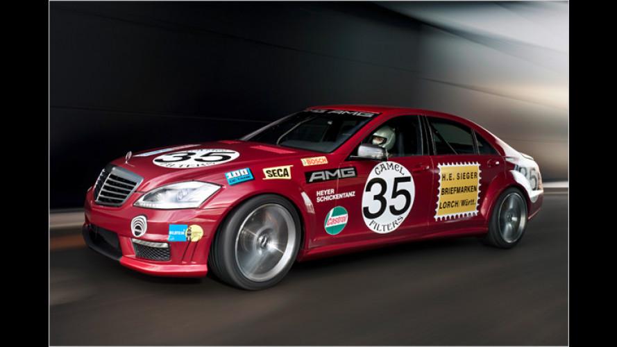 AMG Performance 2015: Mehr Power, weniger Verbrauch