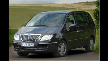 Individueller Luxus-Van