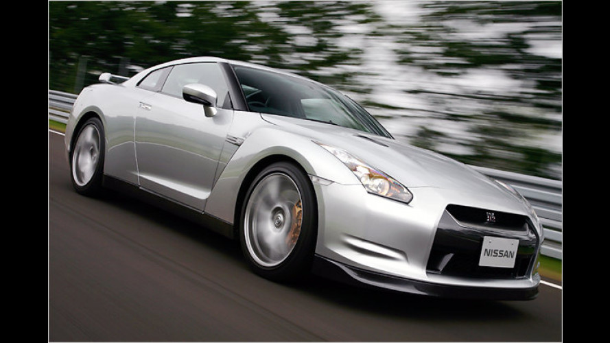 Jetzt gehts los: Der Vorverkauf für den Nissan GT-R beginnt