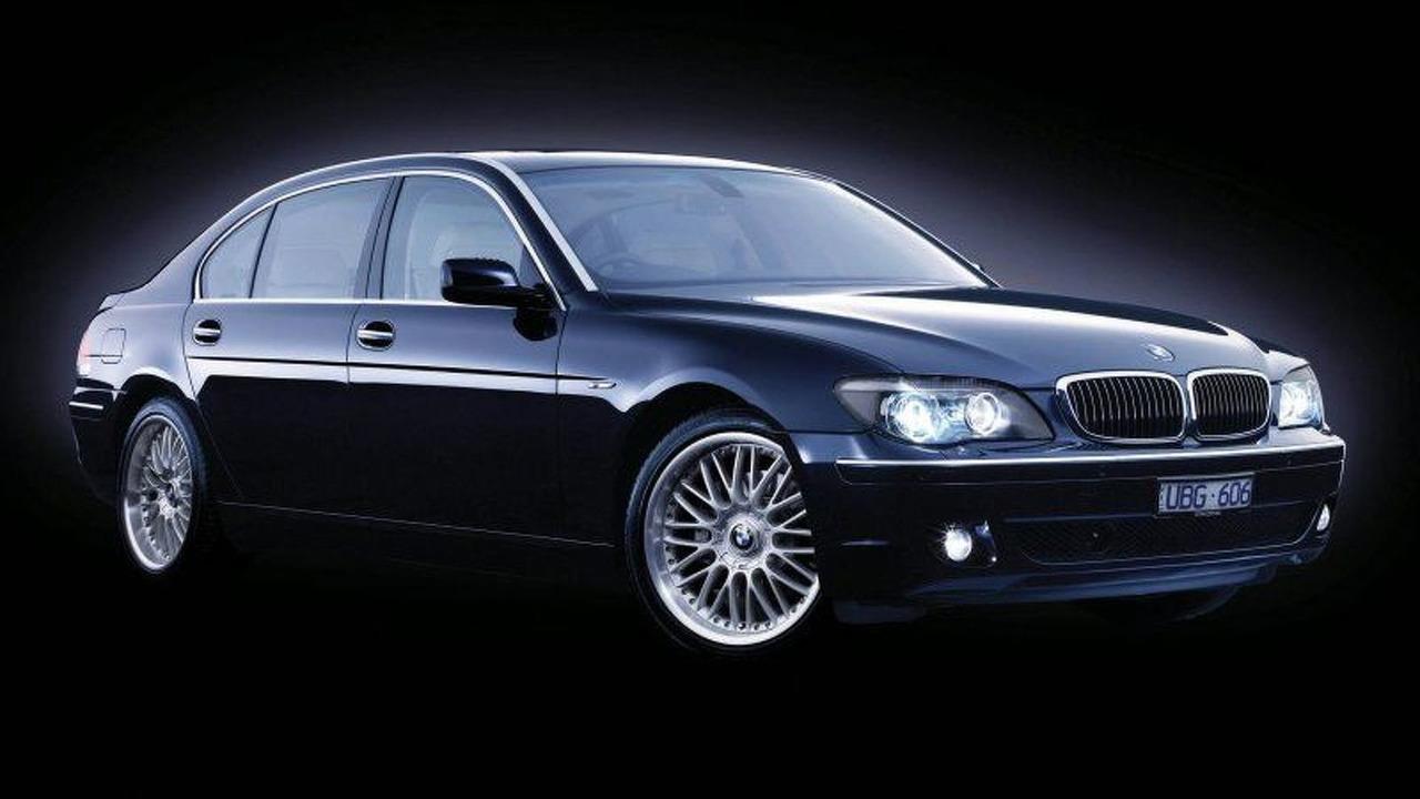BMW 7 Series Luminance Edition (AU)