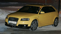 New Audi S3 Spy Photos