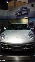 New Porsche 911 Turbo  at Geneva