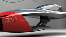 Audi Calamaro Flying Concept Car