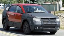 Dodge Crew Spy Photos