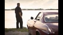 3 milioni di miglia a bordo della Volvo P1800