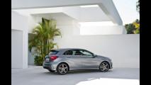 Nuova Mercedes Classe A - Il design