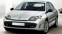 The new Renault Laguna GT