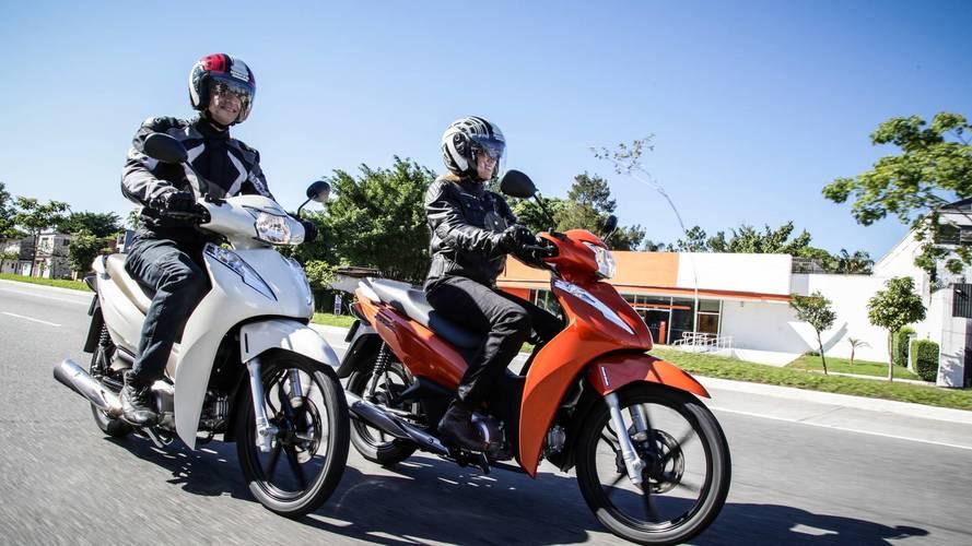 Setor de motos registra crescimento no bimestre
