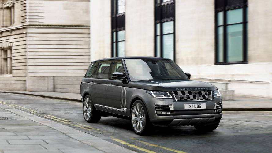 El Range Rover SVAutobiography 2018 se estrena con más lujo y espacio