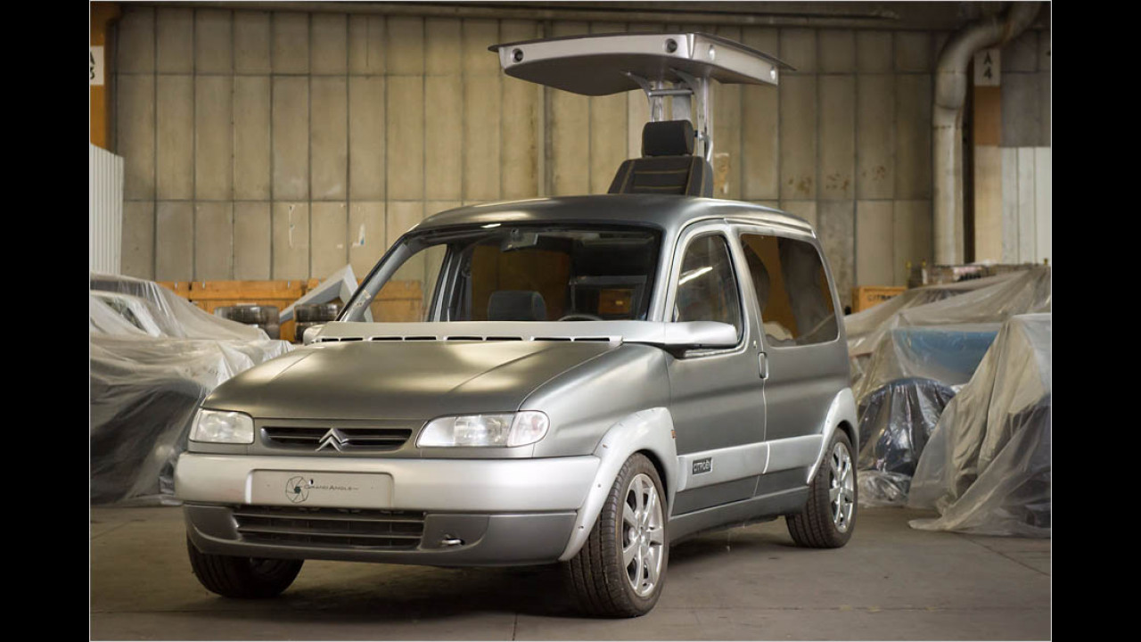 1997 Citroën Berlingo Grand Angel Sbarro
