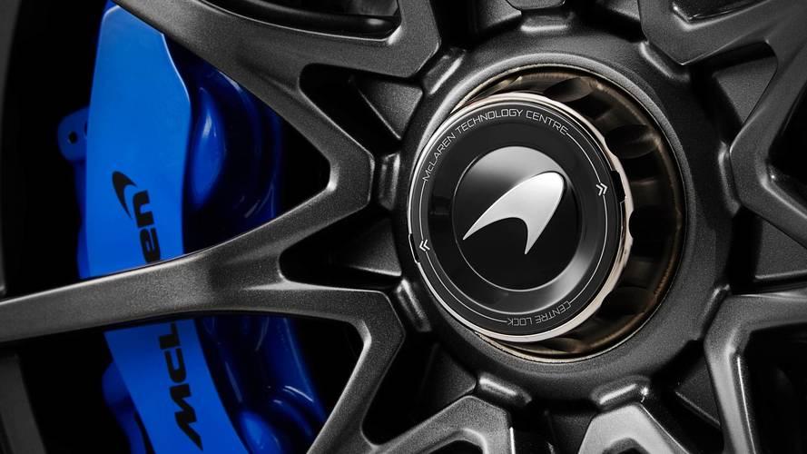 McLaren - L'électrique, ce n'est pas pour tout de suite