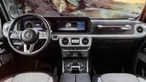 2018 Mercedes Classe G intérieur