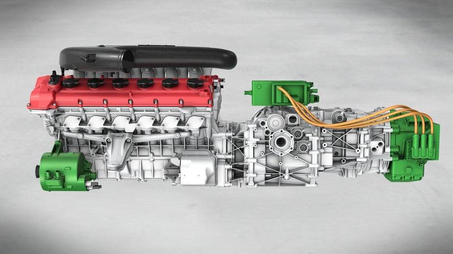 Evolved Ferrari HY-KERS concept revealed in Beijing [video]
