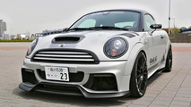 MINI Coupe JCW gets a makeover from DuelL AG