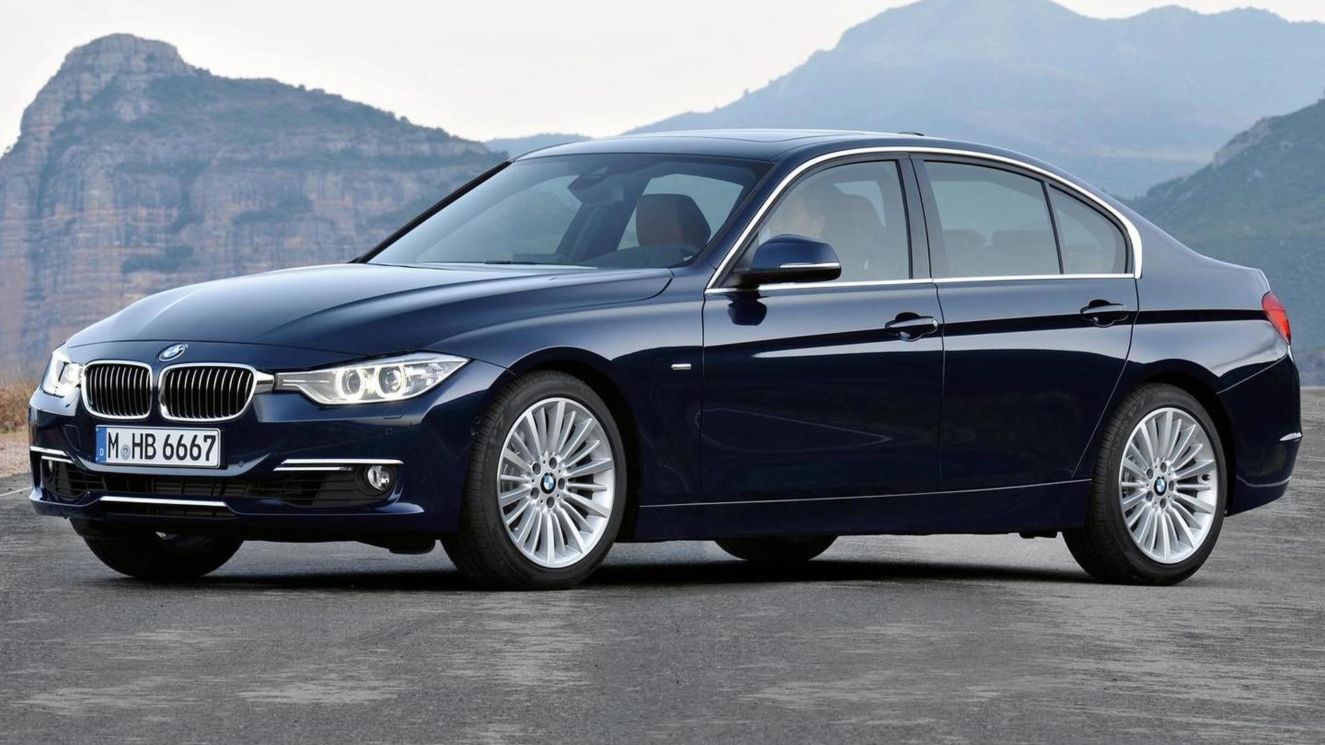 BMW I EfficientDynamics I Series XDrive Announced - Bmw 320i 2012