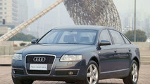 New Audi A6 Long-Wheelbase Version