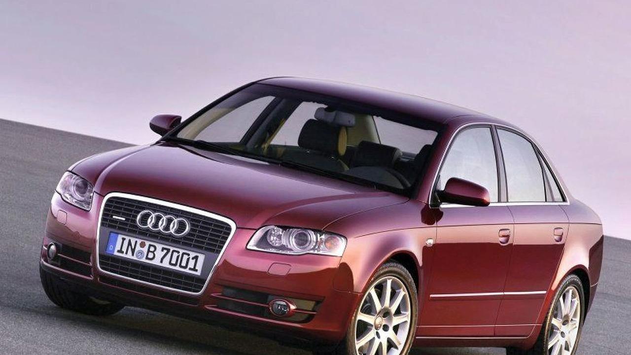 New Audi A4 3.0 TDI quattro Saloon