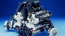 TAG-Turbo racing engine 1984 to 1986