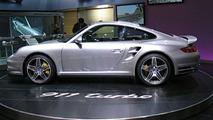 Porsche 911 Turbo at Geneva