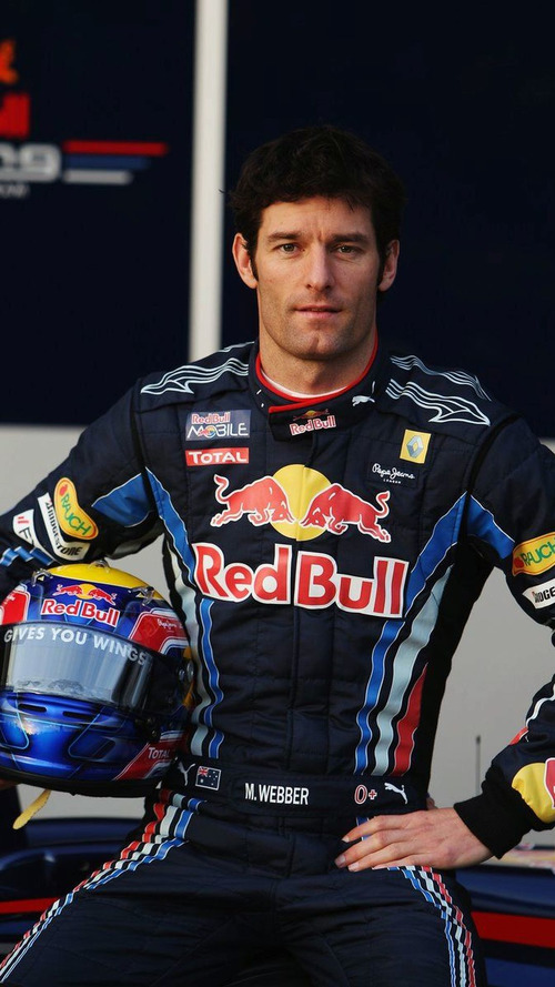 Webber lost weight after final leg surgery