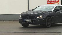 2011 Mercedes CLS Prototype